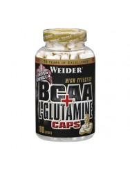 BCAA + L-Glutamine Caps (180 капс)