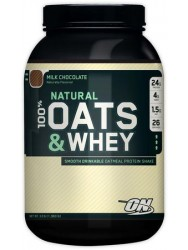 100% Natural Oats & Whey (1,36 кг)