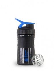 SportMixer черный/синяя ручка (591 мл)