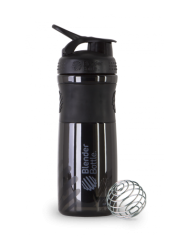 SportMixer черный/черная ручка (828 мл)