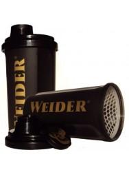 Черный шейкер Weider (700 мл)