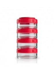 Контейнер GoStak 40 мл (4 контейнера), красный